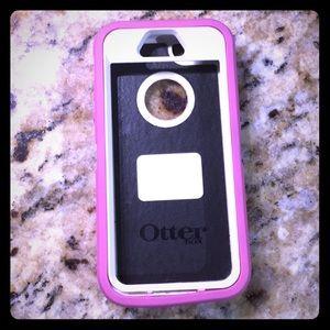 Pink Otterbox Case